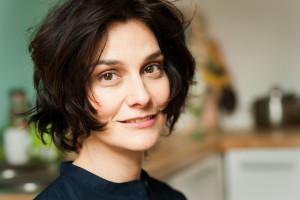 Katja Petrowskaja. Foto: Heike Steinweg